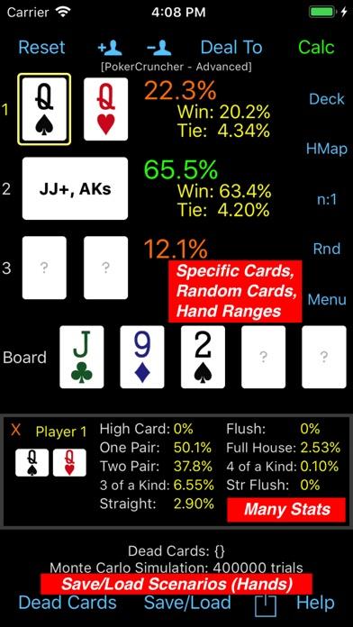 Pokercruncher review screenshots