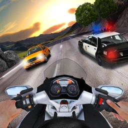 Moto Racing Club - Highway Traffic Rider