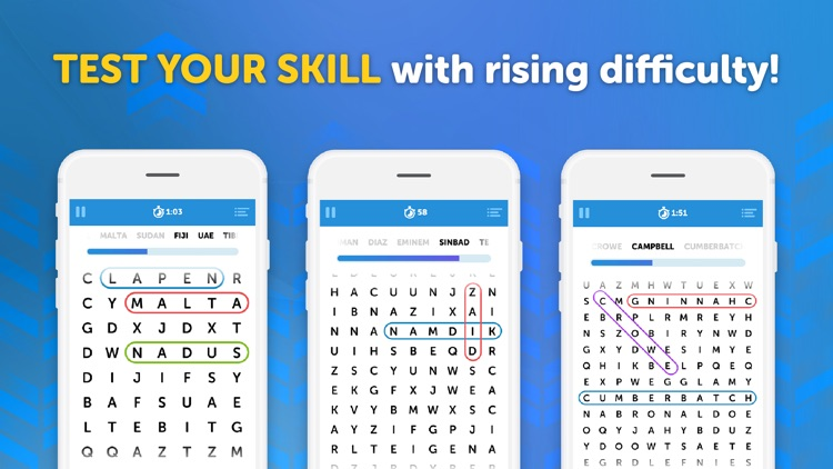 UpWord Search - Word Searches screenshot-6