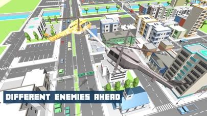 Snow Robot War: Freezing Power screenshot 4