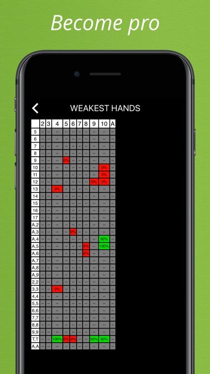 BlackJack Trainer 21 screenshot-3