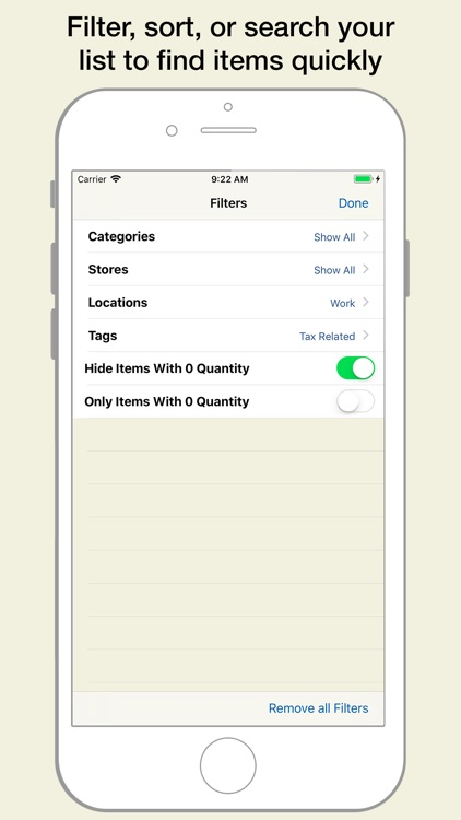 Pantry Manager screenshot-3