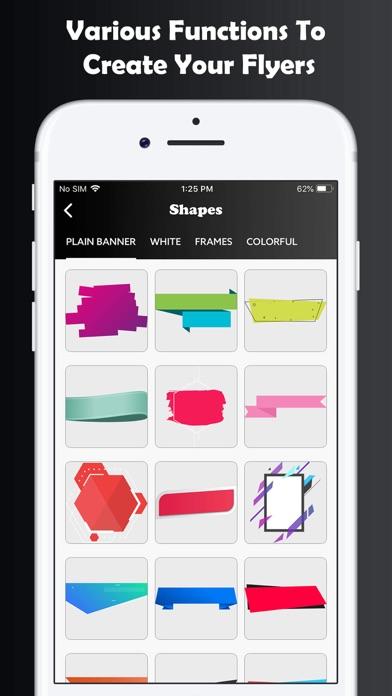 flyer maker banner ad maker app mobile apps tufnc