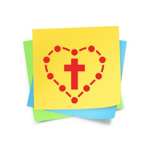 Bible Verses Sticky Notes