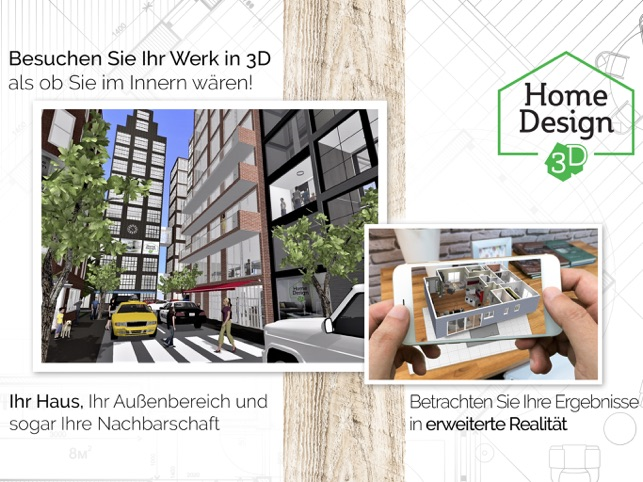 Architekturprogramm Mac home design 3d im app store