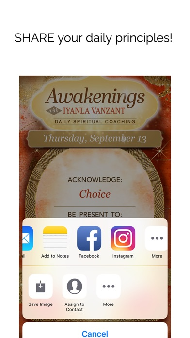 点击获取Awakenings with Iyanla Vanzant