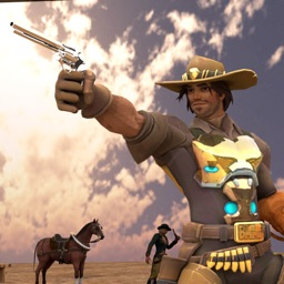 Wild West Sheriff Gunslinger
