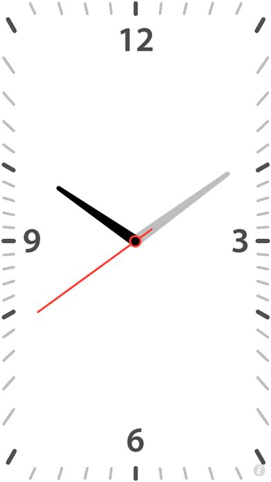 Quick Alarm: Nightstand Clock screenshot two