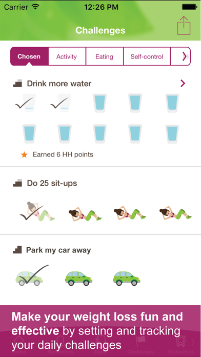 My Diet Coach - Weight Loss Screenshot