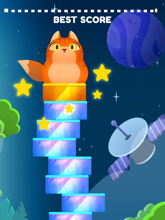 Animal Stack Jump screenshot 8