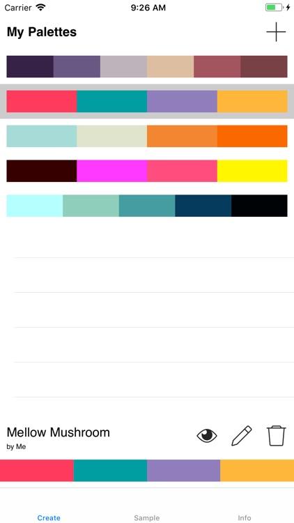 Pocket Palette