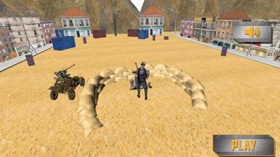 Heavy Gunship Helicopter War screenshot two