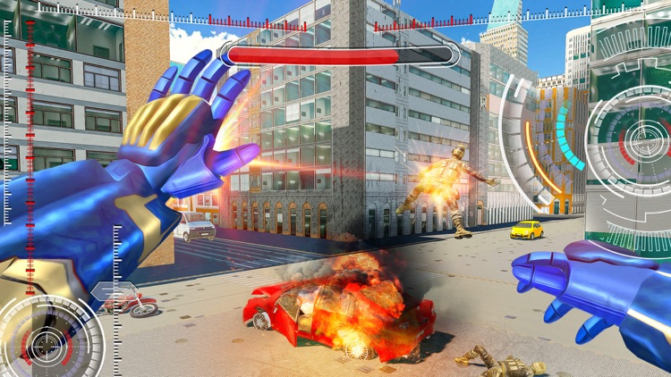 Superhero FPS Shooter Games screenshot-3