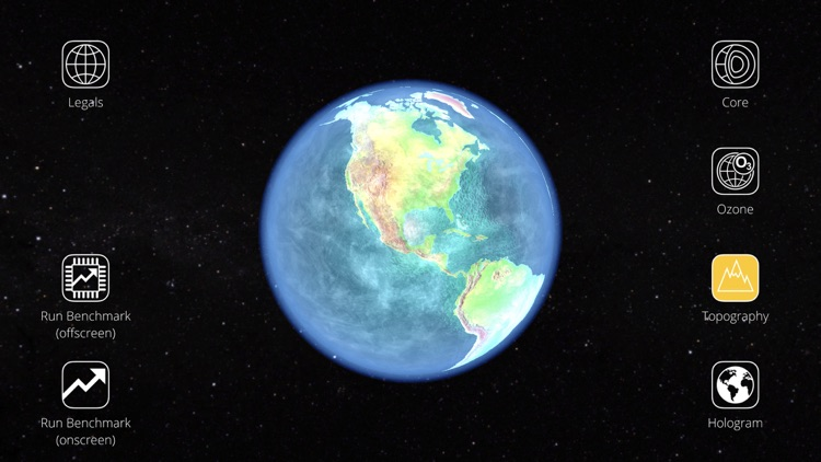 Orbital Flight Benchmark screenshot-7