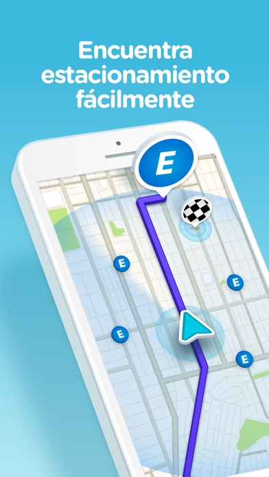Screenshot for Waze Navegación y Tráfico in Ecuador App Store