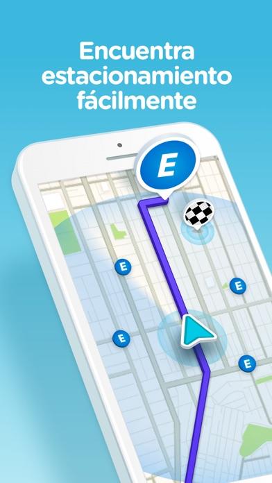 Screenshot for Waze Navegación y Tráfico in Chile App Store