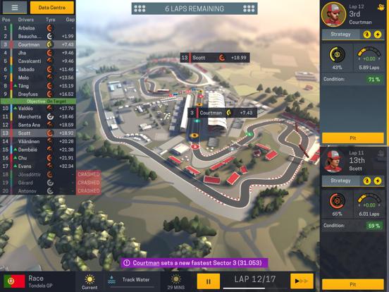 Motorsport Manager Mobile 2のおすすめ画像2