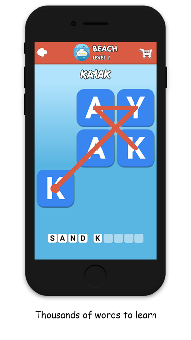 Word Block screenshot two