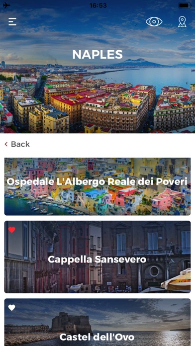 Naples Travel Guide Offline screenshot one