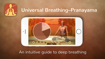 Universal Breathing - Pranayama screenshot one