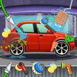 Car Wash Auto Service Station