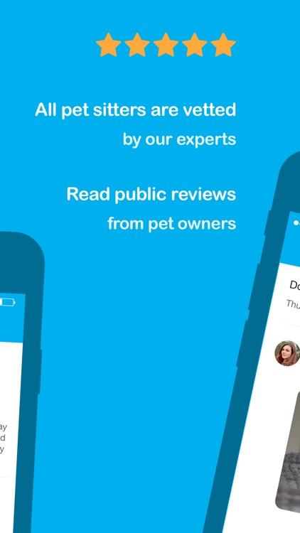 Pawshake - Dog & Cat Sitters screenshot-3