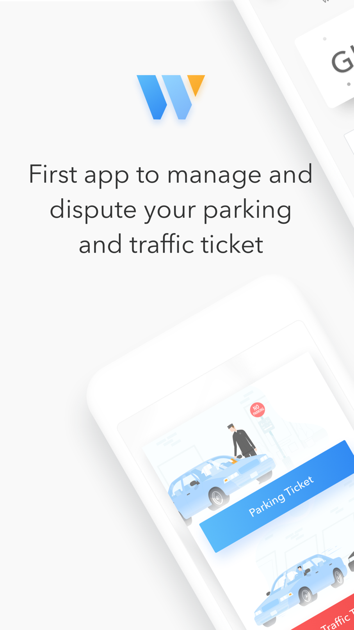 WinIt - Fight Your NYC Tickets Screenshot