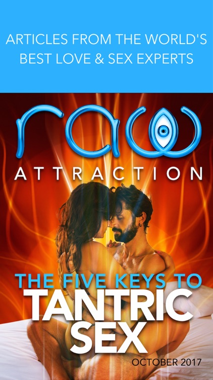 Raw Attraction Magazine - Love Sex & Relationships
