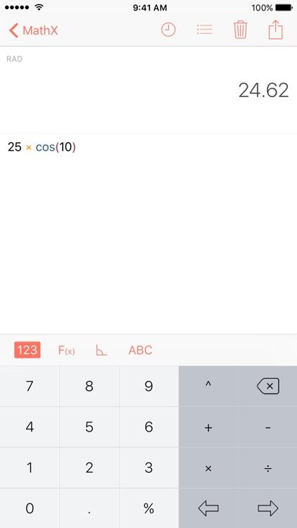 MathX – Calculator