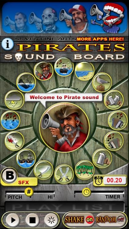 Pirate Sound Board screenshot-4