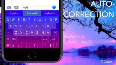 Screenshot #3 pour Keyboard X-Key