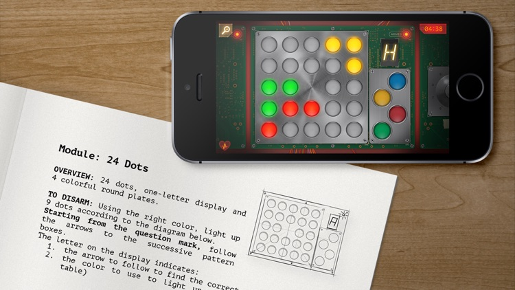 Them Bombs – co-op board game screenshot-3