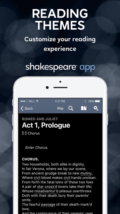 Shakespeare screenshot-3