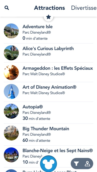download Disneyland® Paris apps 4