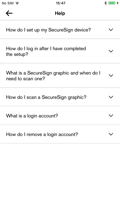 SecureSign by Credit Suisse screenshot-4