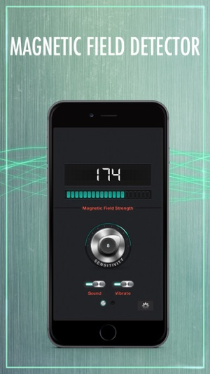 Magnetic Detector PRO Screenshot