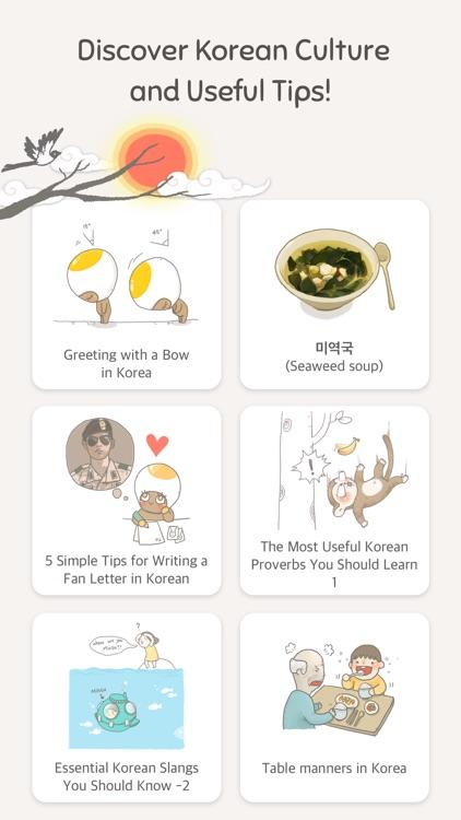 Eggbun: Chat to Learn Korean screenshot-3