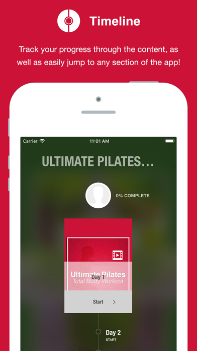 Ultimate Pilates - Total Body screenshot one