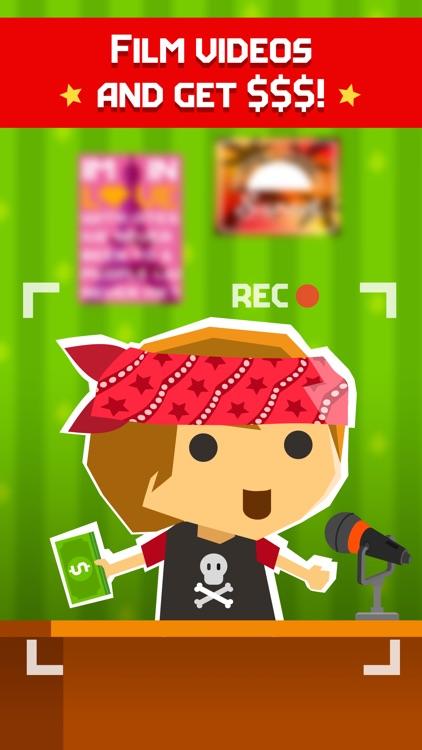 Maria Way Youtube Blogger Game screenshot-4