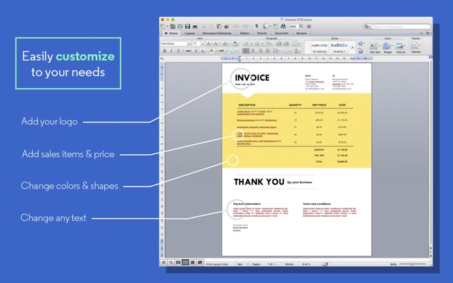 Word Invoice Template Mac from is3-ssl.mzstatic.com
