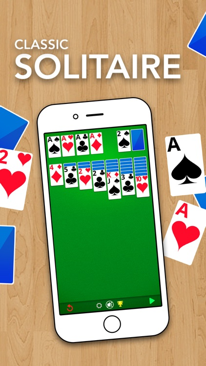 Standard Solitaire - Card Game screenshot-0