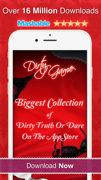 Dirty Game - Hot Truth or Dare