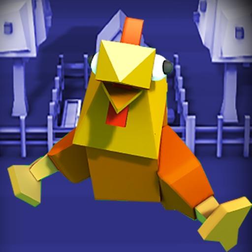 Speedy Chicken- The Egg Saver