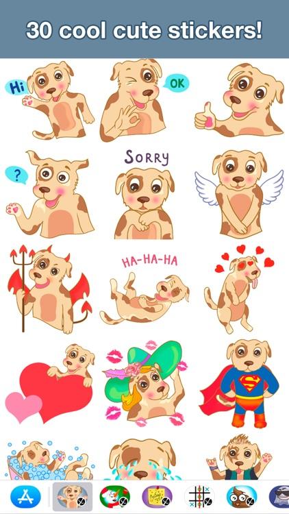Dog - Cute stickers
