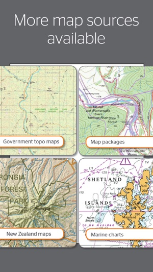WD Maps Hema Australia Offline Topo Maps On The App Store - Topo maps app for iphone