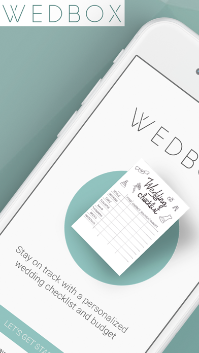 Download Wedding planner by Wedbox for Pc