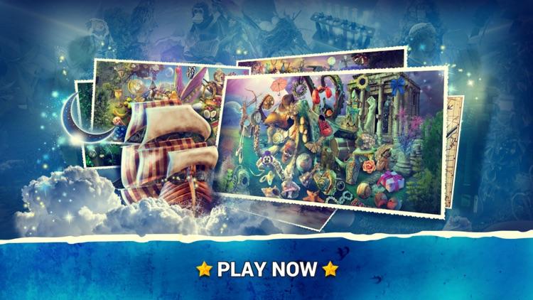 Hidden Objects Fantasy Games screenshot-3