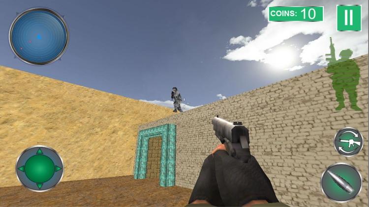 Last Day Survival War screenshot-4