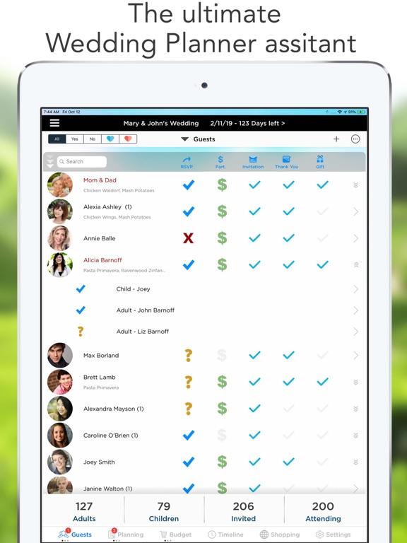 Pro Wedding Planner screenshot