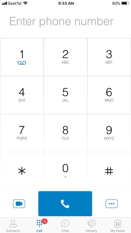 SaskTel IBC for Mobile
